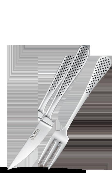 ステーキナイフ&フォークセット